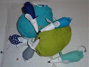 Dekorácie - Myšičky z objednávky - 2319413