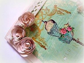 Papiernictvo - Lady korzet... - 2320541
