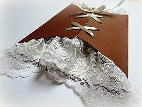 Papiernictvo - Krásna v korzete... - 2320612