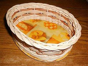 Košíky - Vajíčko kapučínkové - 2322107