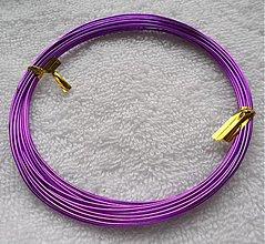 Suroviny - Dekor.drôt 1mm - 2322738