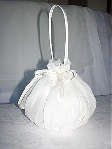 Kabelky - Svadobná kabelka - mešec - 2327211
