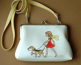 Detské tašky - malá slečna - 2327859