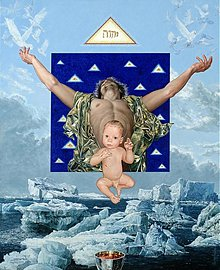 Obrazy - Reprodukcia - Božie dieťa - 2332044