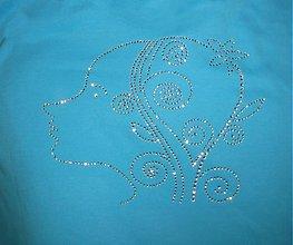 Galantéria - Žena z ornamentov - 234786