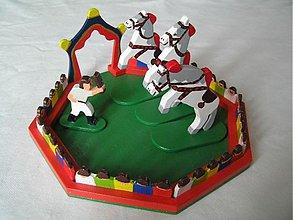 Hračky - Cirkus - drevená hračka pre deti - 234830