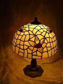 Svietidlá a sviečky - Tiffany-lampa - 235176