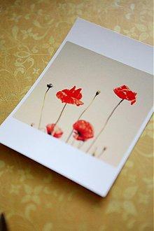 Papiernictvo - Iba dýchaj (pohľadnica) - 2351806