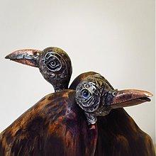 Socha - vtáčik - 2354884