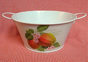 Nádoby - Miska - jablká - 2359623
