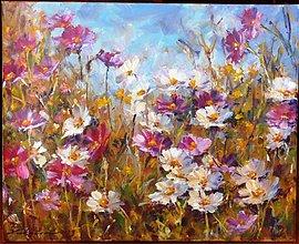 Obrazy - Kvety pre dobrú náladu - 2366828
