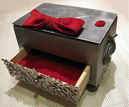 Krabičky - šperkovnica - 2381018