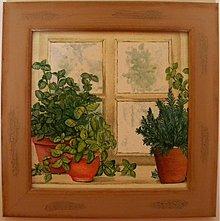 Obrázky - Obrázok - Bylinky v okne II. - 2387417