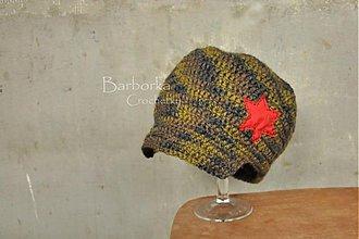 Detské čiapky - jarna siltovka - 2388109