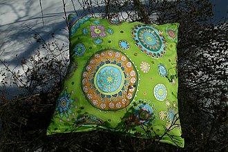 Úžitkový textil - Modrozelený - 2392730