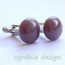 Šperky - mmmm .... - fialové -50% - 2403645