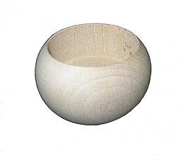 Polotovary - Svietnik okrúhly na čajovú sviečku - 2406220