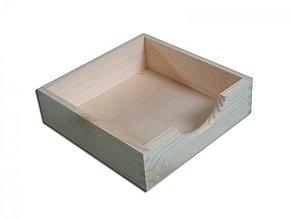 Polotovary - Zásobník na servítky - 2406589