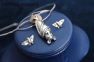 Sady šperkov - VŠADE SAMÉ NETOPIERE - 2411185