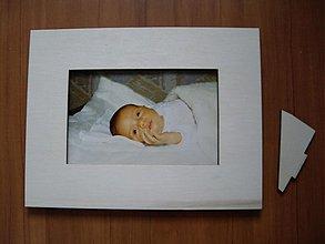 Rámiky - Fotorámik + stojanček - 2411604