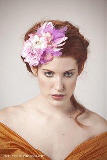 Ozdoby do vlasov - Madamme Pompadour by Hogo Fogo - 2413679