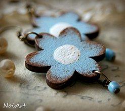 Náušnice - hyacintho flores - 2416930