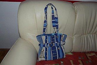 Kabelky - Modrá kabelka - 241845