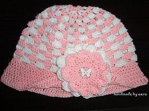 Detské čiapky - Jarno/letný klobúčik - 2429051