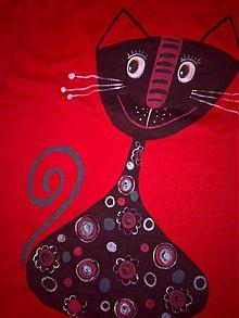 Tričká - cica - 2429361