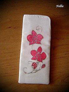 Taštičky - Orchidea lienka - 2431816