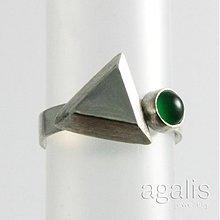 Prstene - Geometric (Ag 925) - 2434691