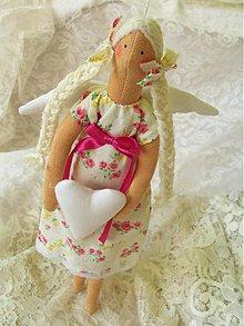 Bábiky - Anjelka malá - 2436029