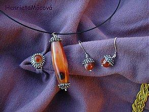 Sady šperkov - pod drsným povrchom..... - 2436729