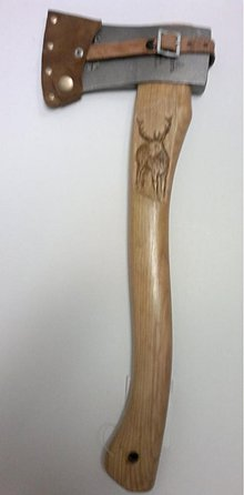 Nože - Poľovnícka sekera - 2436831