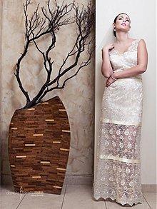 Šaty - Svadobné/ spoločenské šaty Lenka - 2447723