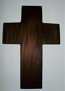 Dekorácie - kríž jednoduchý - 2449462