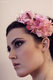 Ozdoby do vlasov - Pink II. by Hogo Fogo - 2452684