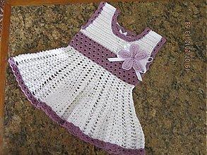 Detské oblečenie - hackovane saticki - 2455615