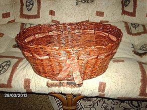 Košíky - Ošatka so stuhou - 2455749