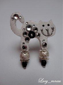 Prstene - Prsteň mačička :) - 2457913
