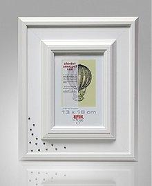 Rámiky - Rámik Windsor/Swarovski na foto 13x18 cm - 2467499