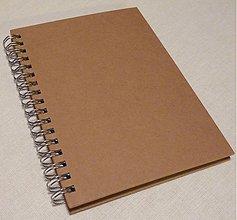 Polotovary - Zápisník - A6 - 2494858