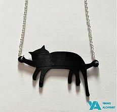 Náhrdelníky - Lazy Cat - 2502015