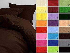 Úžitkový textil - posteľná bielizeň CLASIC color - 2502458