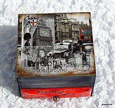 Krabičky - London trip - 2504232