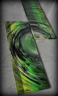 Obrazy - Green passageway - 2508355