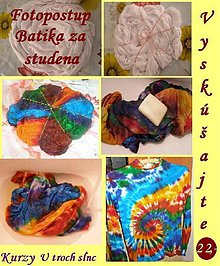 Kurzy - Batika za studena - workshop - 2508992