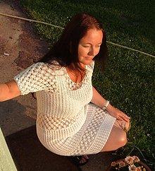 Tuniky - šaty s krátkým rukávem - 2515349