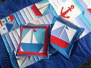 Textil - pre malých námorníkov - 2519325