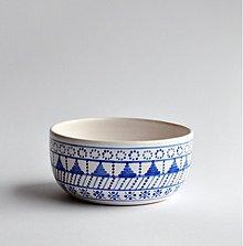 Nádoby - miska malá modranska - 2519777